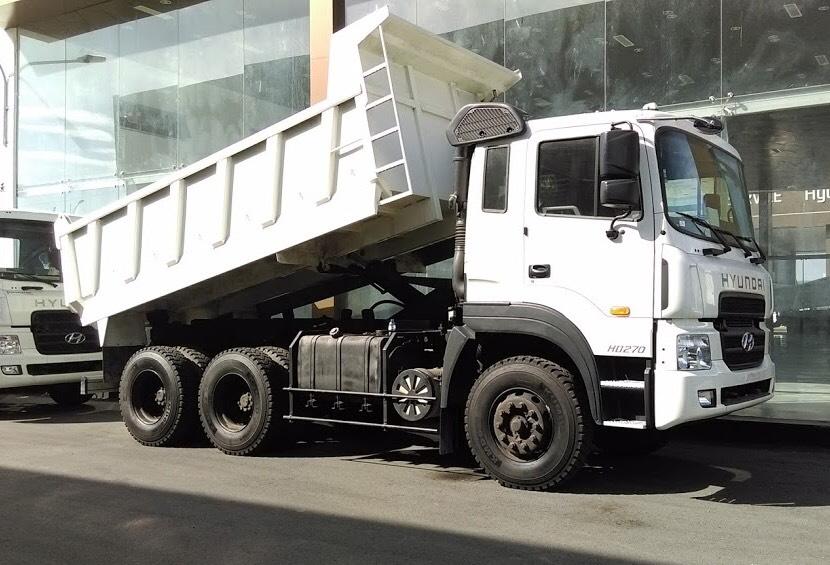 ben-hd270-15-tấn-2019